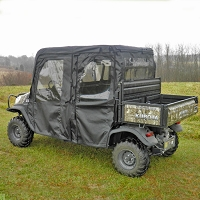 CAB ENCLOSURE FOR KUBOTA RTV-X1140 (WINDSHIELD SOLD SEPARATE)