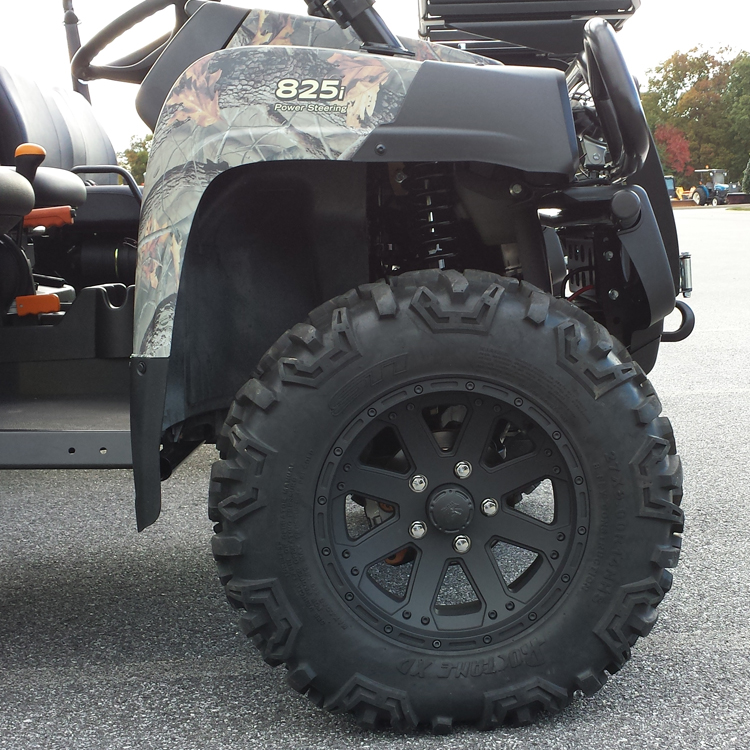 John Deere Gator 550 Lift Kit >> 2 Lift Kit For The John Deere Gator Full Size Xuv Front Leveling Kit