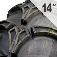 4 & 6-Ply Rated Tires for 14 Inch Wheels