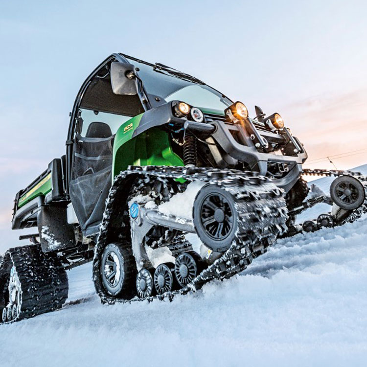 Camso Utv 4s1 Complete All Season High Performance Tracks