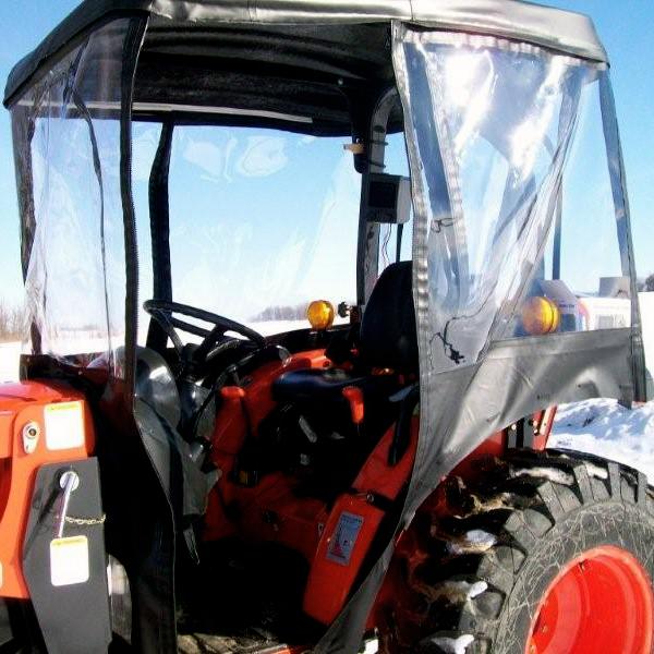 Tractor Cab Enclosure For Bobcat Ct335 Ct335 Sst