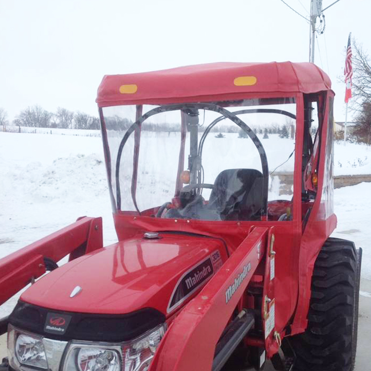 Tractor Cab Enclosure For Mahindra 3535 4035 5035 With