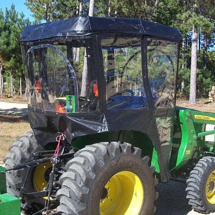 Tractor Cab Enclosure For John Deere 3000 Series Tractors