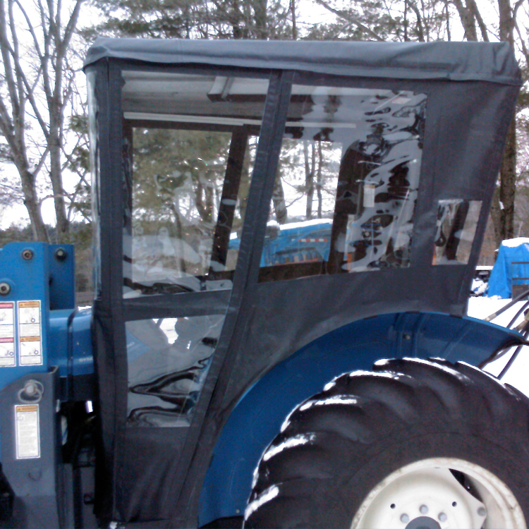 Lift Kits For Less >> Tractor Cab-Enclosure for New Holland T1520, T1530, 1920 ...
