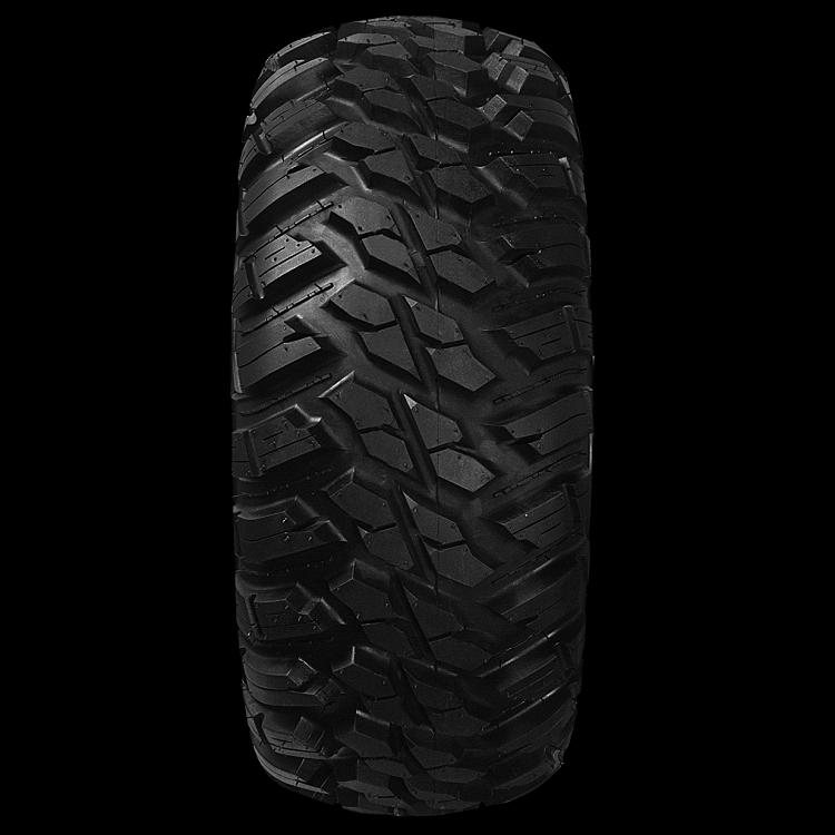 kanati mongrel all terrain utv tire 27 x 9 12 10 ply rated for 12 rim. Black Bedroom Furniture Sets. Home Design Ideas