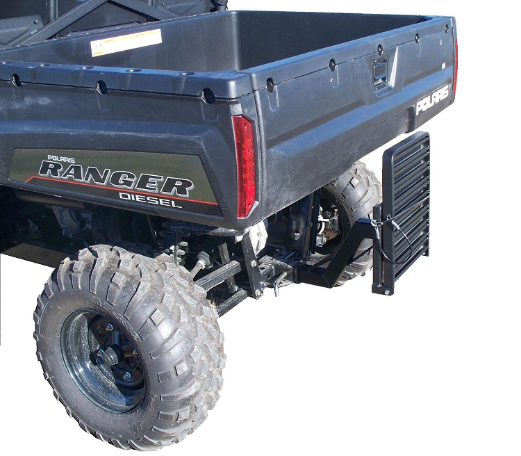 Utv Hitch Step