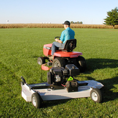 60 Quot Acrease Finish Cut Mower 17 5 Hp Briggs Amp Stratton