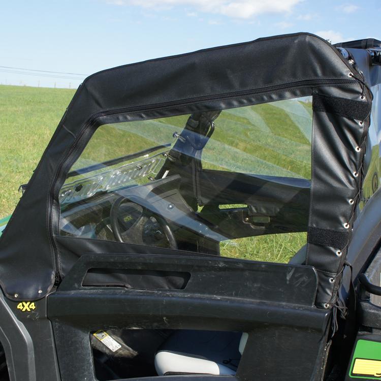 & Soft Door Kit for John Deere Gator RSX 850i