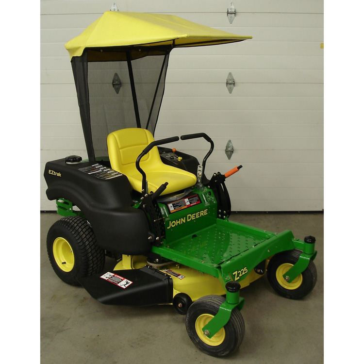 Sunshade For John Deere Eztrack To Fit Serial Numbers