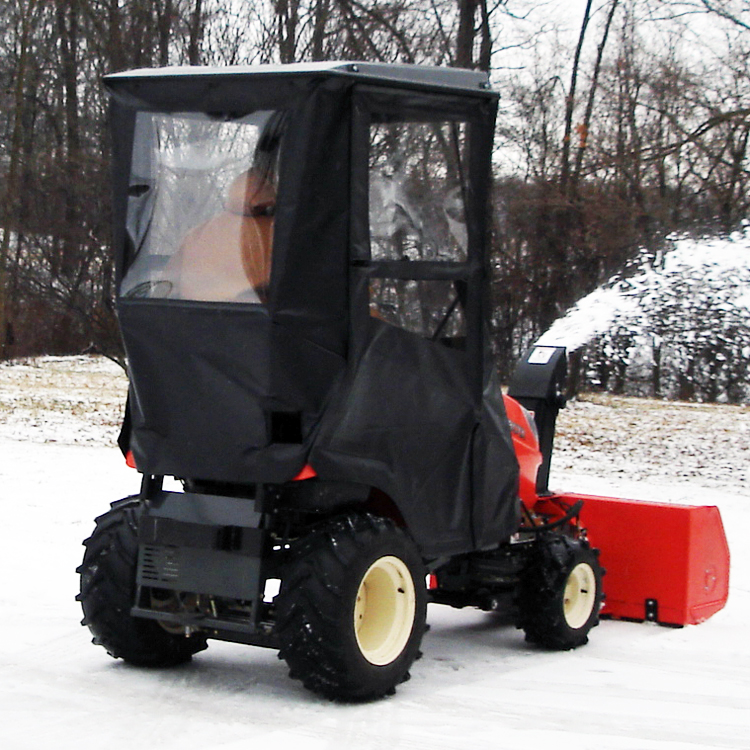 Hardtop Cab For Kubota Gr 2000 2010 2100 2110 Series