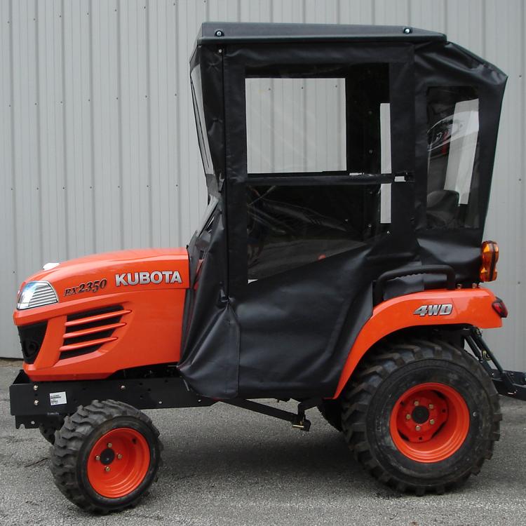 Hardtop Cab For Kubota Bx 1850 1860 2350 2660 2360 Sub