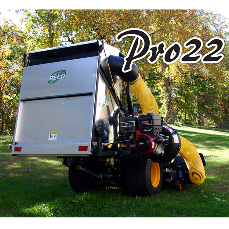 Pro 22 Category 1 3 Point Hitch Mounted Vac System