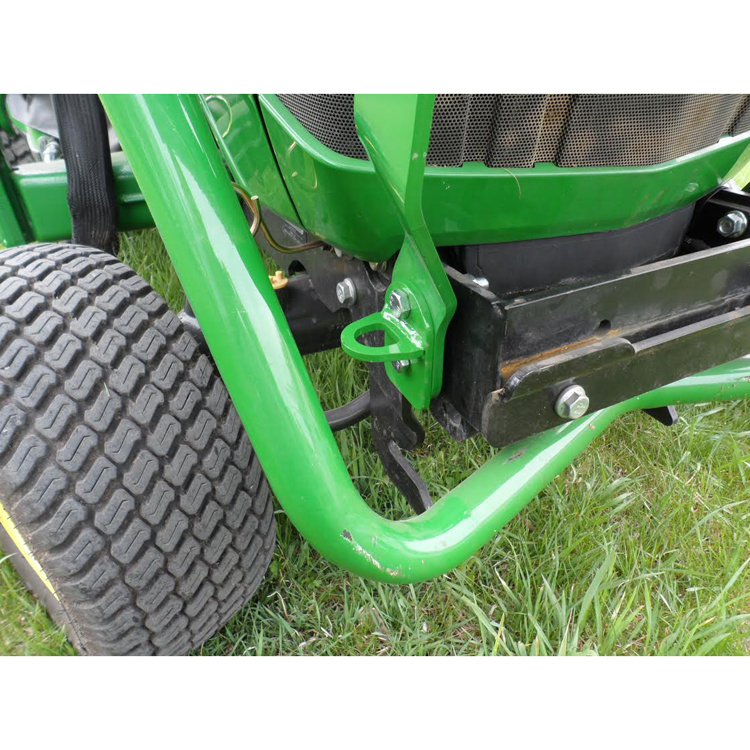 John Deere Tractor Tie Downs : Front tie down kit for john deere series tractors