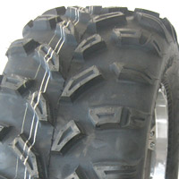 "Trailfinder VPR 26"" x 10"" 6-Ply All Terrain ATV/UTV Tire R14"