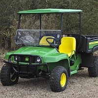 ABS Canopy Kit for Traditional Series John Deere Gators