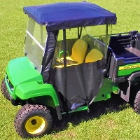 Enclosure for John Deere Gator Traditional Series