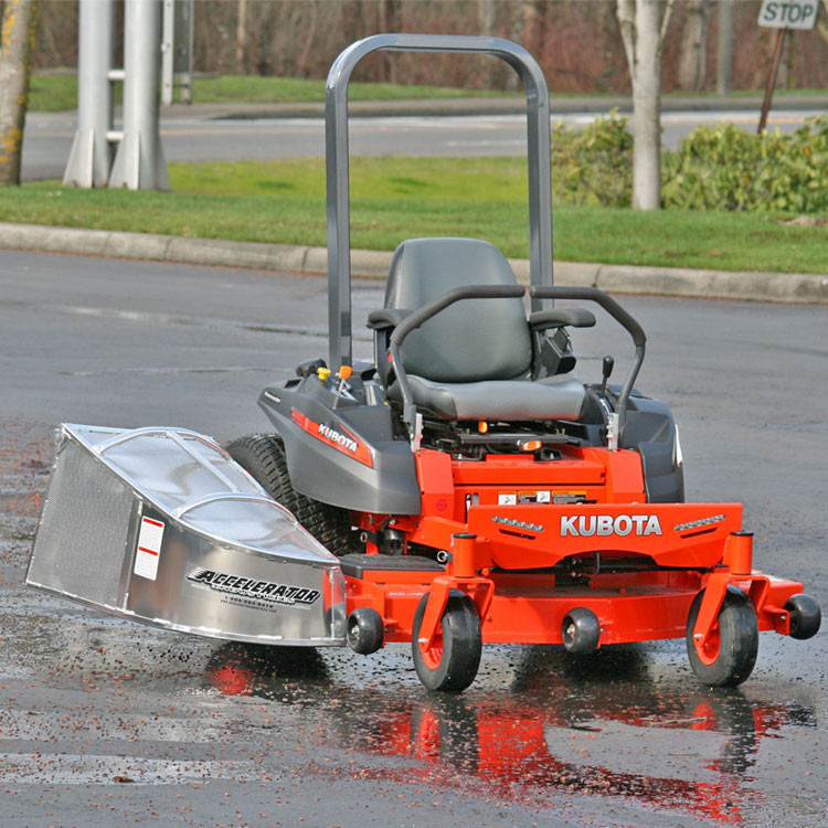 Premium Grass Catcher For Kubota Walk Behind Mowers Standard