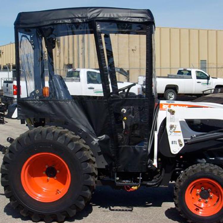 Tractor Cab Enclosure For Bobcat Ct335 Ct335 Sst Requires N2 Fiberglass Canopy
