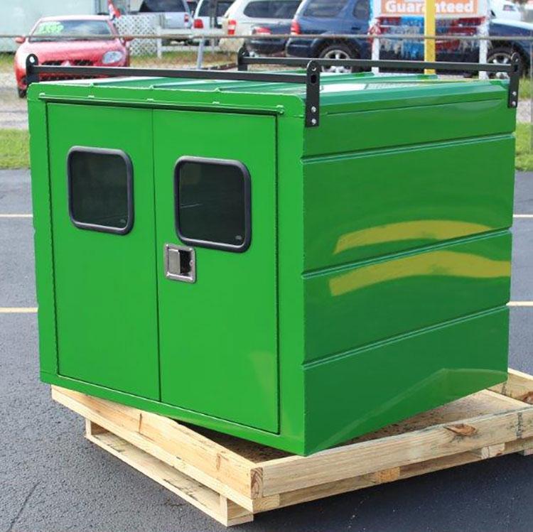 Standard Cargo Box For John Deere Full Size Gator