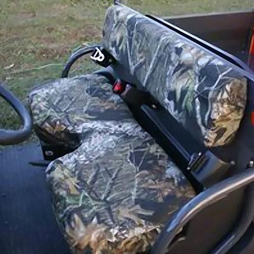 Bench Seat Cover For Kubota Rtv400 Amp Rtv500
