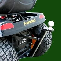 Lawn Pro High Hitch