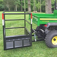 3-POINT HITCH MOUNTED MOBILE MAINTENANCE CART