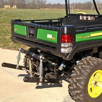 CATEGORY 1, 3-POINT HITCH FOR THE JOHN DEERE GATOR HPX