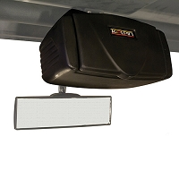 UTV Mirror with Overhead Console