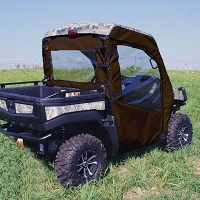 Side Door & Rear Window Kit for John Deere Gator XUV 550, XUV 560, XUV 590 & RSX 860i