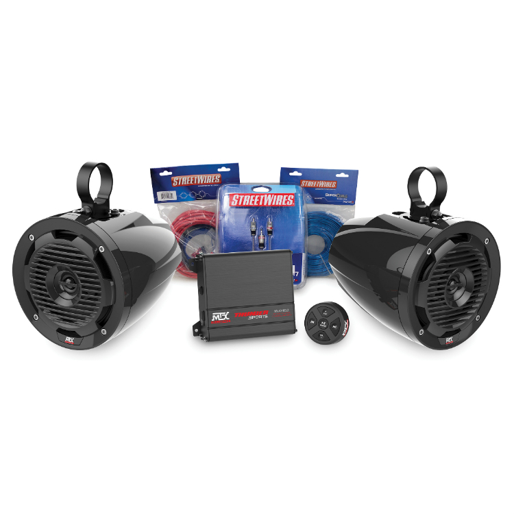 Yamaha Rhino Speaker Mounts