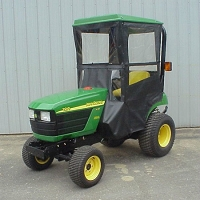 Standard Cab with Hinged Doors for John Deere 2210 & 2305