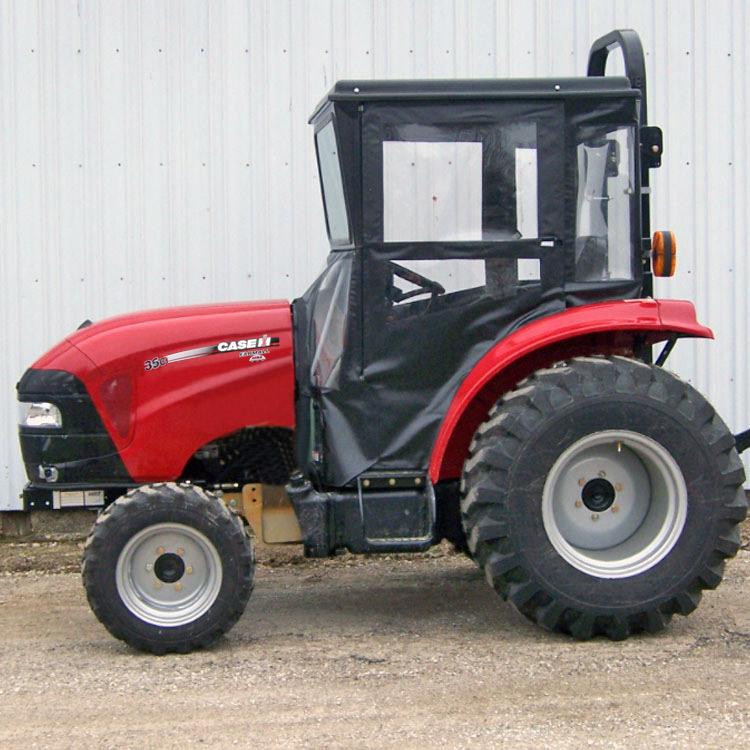 4 Door Tractor : Hardtop economy cab for case ih farmall tractors