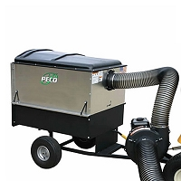 X30 - 30 Cubic Foot Trailer Vacuum with 6.5 HP Briggs & Stratton Vanguard Engine