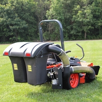 PRO 2B + POWER BAGGER FOR ZERO TURN MOWERS: Z100 SERIES