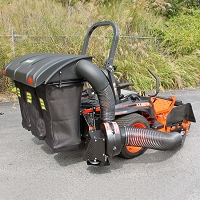 Pro3 Vacuum Bagger for the Kubota Z400 Series Mower