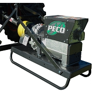 PTO Powered 10kw Generator