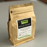Coffee (12 oz - Ground) - Wiedmann Bros House Roast