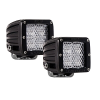 Dually LED Light - Diffused (Pair)