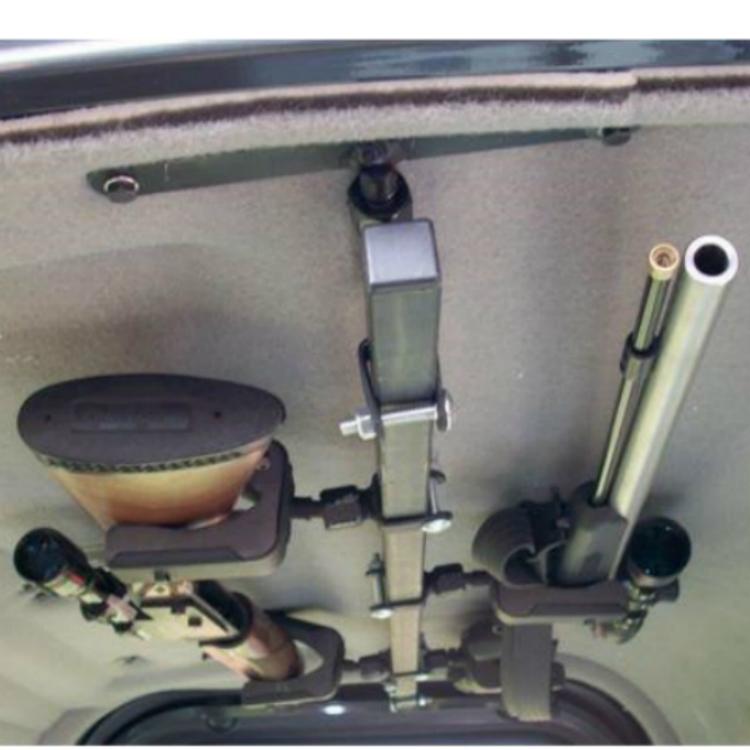 Overhead Gun Rack For Kubota Rtv1100