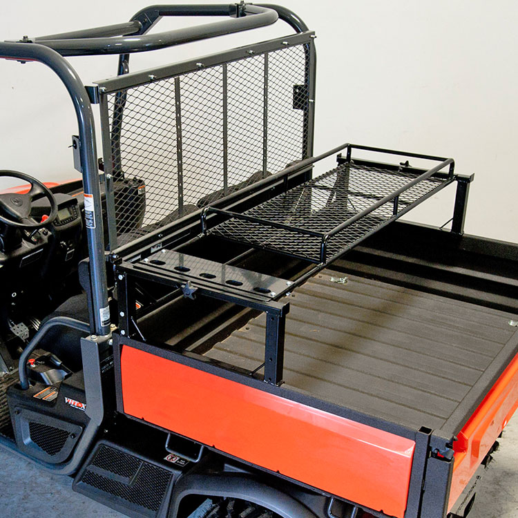 Kubota Rtv 1100 Modifications : Universal dump bed rack