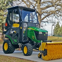 Cab for John Deere 1 Family Tractors