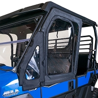 Framed 1/2 (Upper) Door Kit for Kawasaki Mule Pro (2015 - 2018)