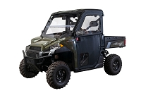 SEIZMIK Framed Door Kit for Pro-Fit Polaris Ranger XP570, XP900, XP1000 (2013-2018)