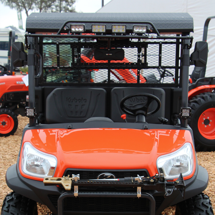 Telescoping Led Light Bar To Fits 2 Quot Utv Rollbar