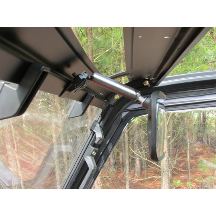 Wide Angle Rear View Mirror For Pro Fit Roll Bars
