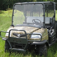 Acrylic Windshield for Kubota RTV1140