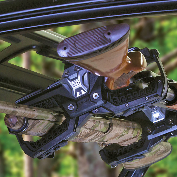 Seizmik Over Head Gun Rack Ohgr