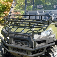 Deluxe Utility Hood Rack for a Polaris Ranger