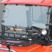 Acrylic Windshield for the Kubota RTV900