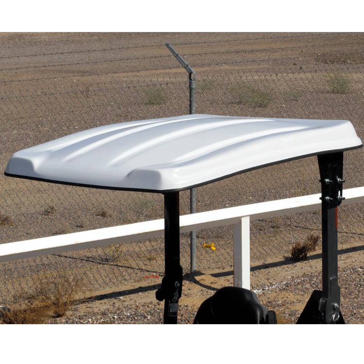 Massey Ferguson Canopy Top : Quot fiberglass canopy top only white